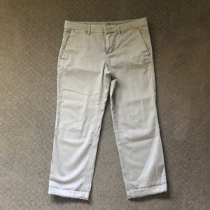 Gray Banana Republic Straight leg Crop - 6